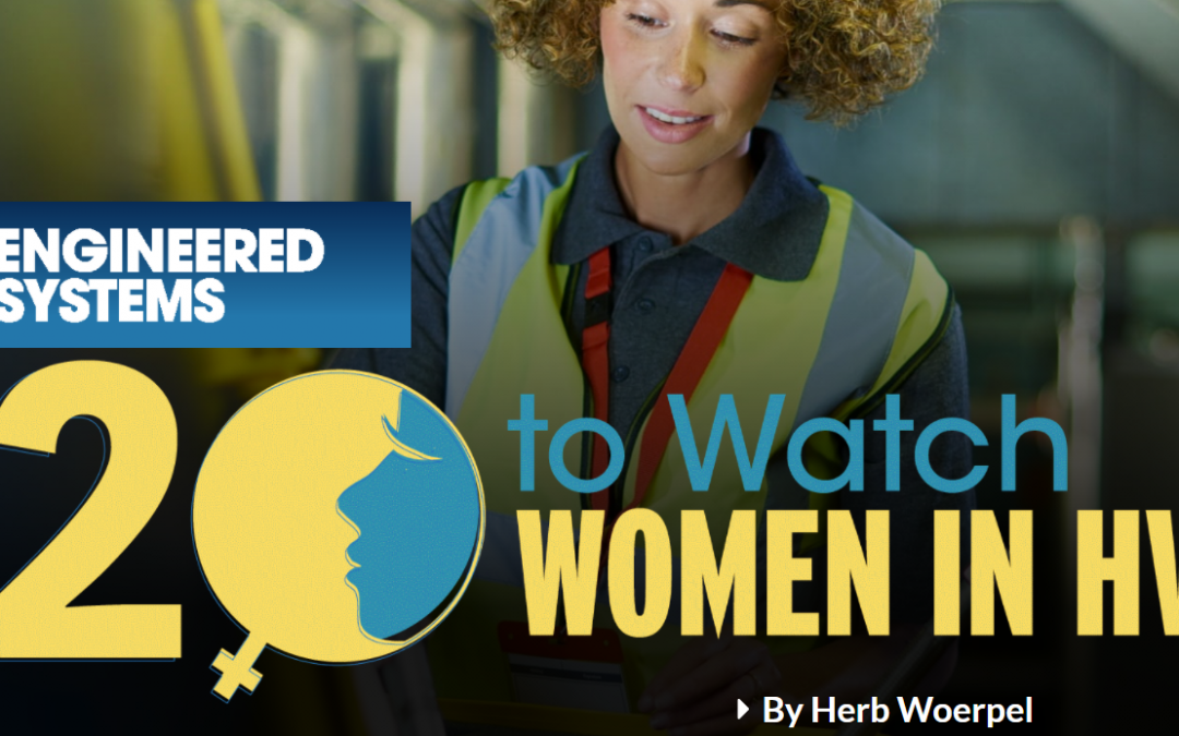 SES's Andrea Thompson-20 Women to Watch in HVAC