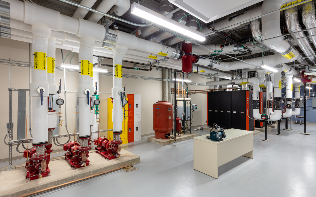 5 HVAC Design Considerations/Solutions for Designing Future Flexibility