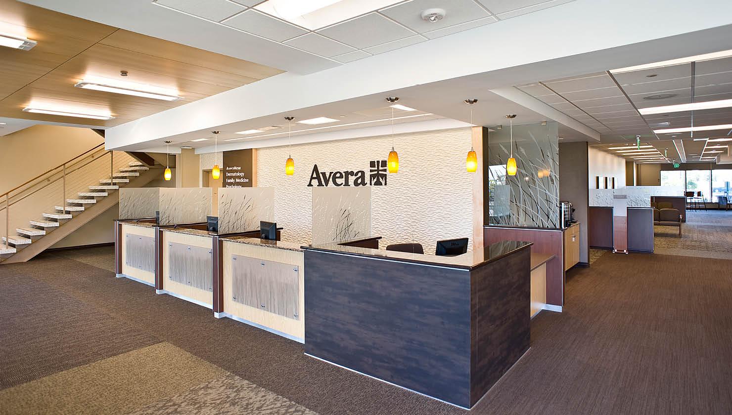 Avera Health Grasslands-Front Desk