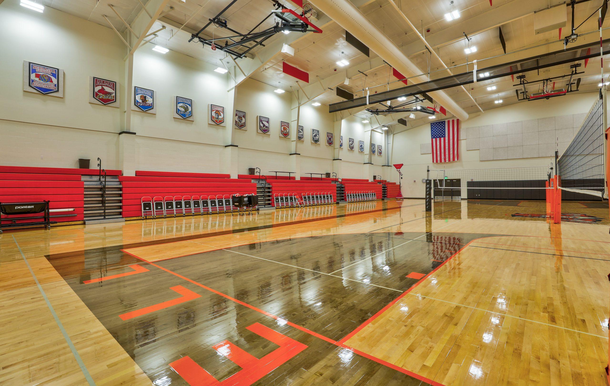 Maxwell Public Schools-Gym