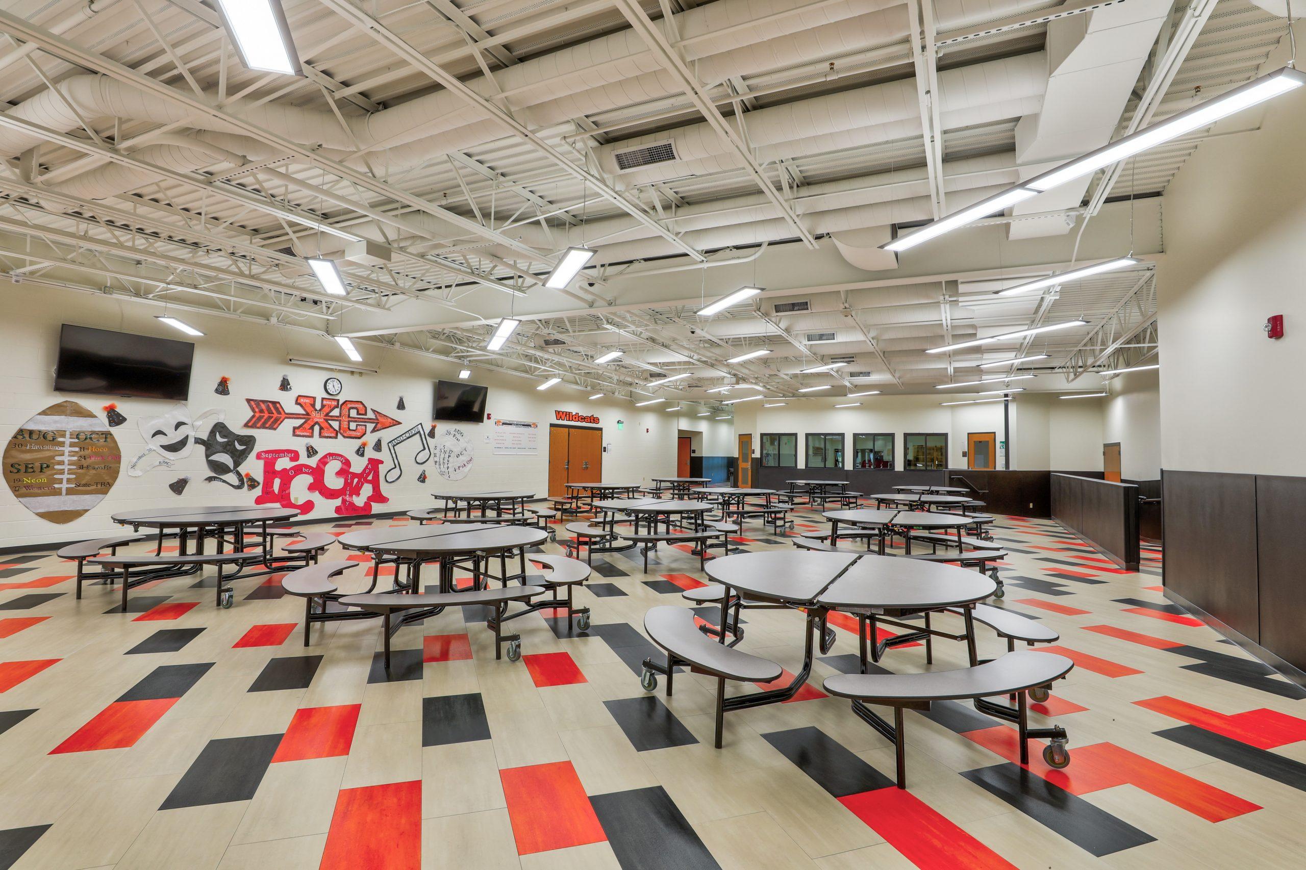 Maxwell Public Schools-Cafe